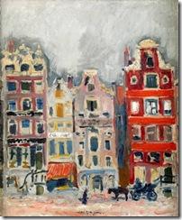 Maison à Amsterdam, 1907