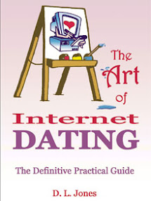 Cover of David Jones's Book The Art Of Internet Dating