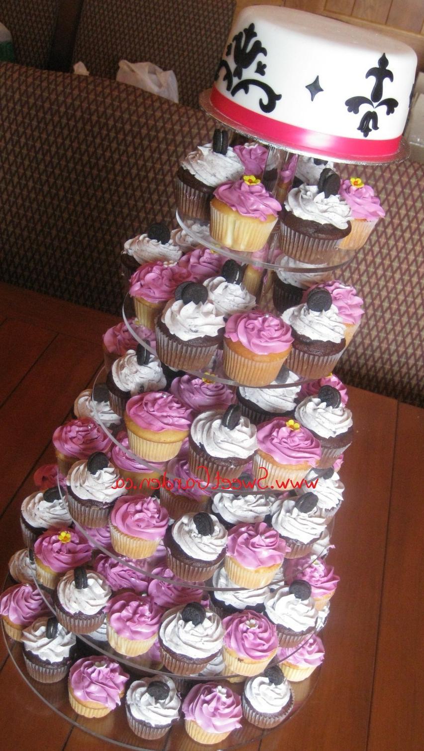 25 - Cupcake Tower