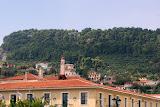 Uitzicht vanuit Zakynthos-Stad.