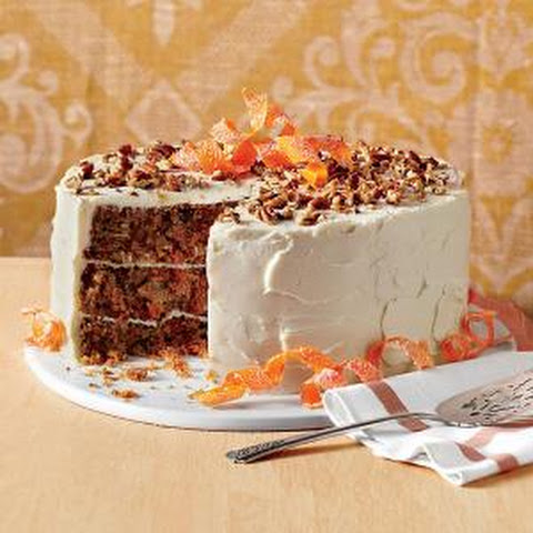 The Ultimate Carrot Cake