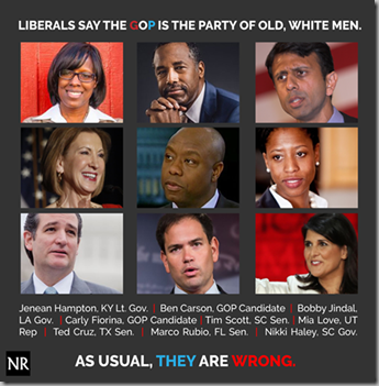 GOP diversity