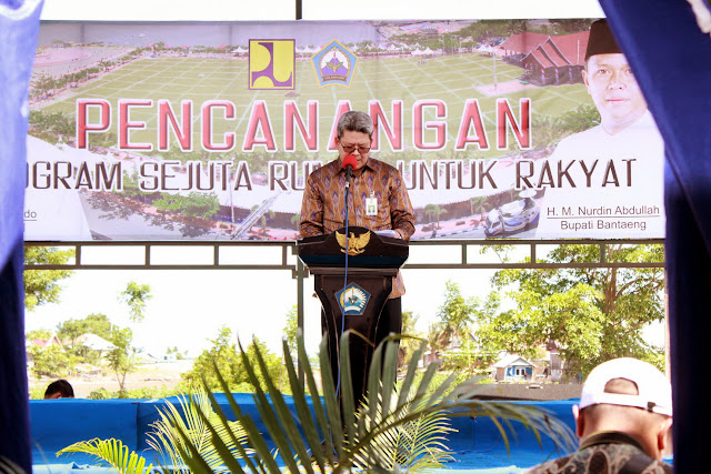 Ground Breaking Rusus Bantaeng-8