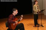 Recital poético dedicado a la guitarra. Guitarra: Patxi Moreno Vayá