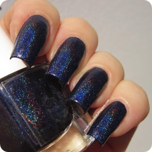 F.U.N. Lacquer Starry Night of the Summer @Cristina PeeBeforePolish