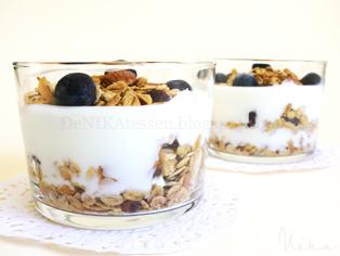 trifle de granola