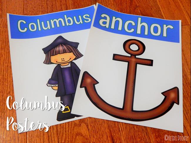 Columbus Posters