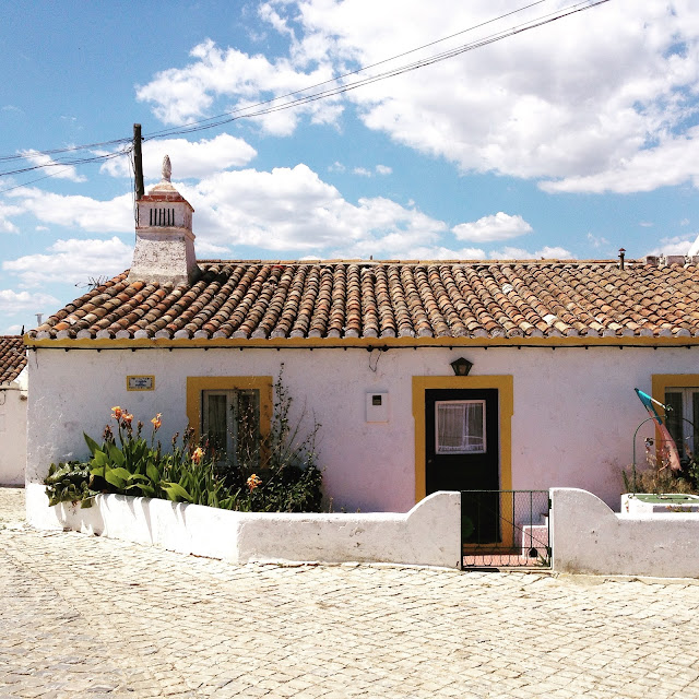 A house in Cacela Velha