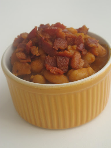 Susan Scollins, Spicy Baked Beans