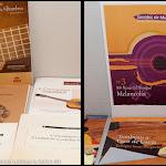 """83: Nuevas publicaciones de Editorial Piles, entre otras """"Tres cuentos para Alhambra"""" de Emilio Calandín, escritos para guitarra y """"Melancolía"""" de Dª Rosa Gil Bosque."""