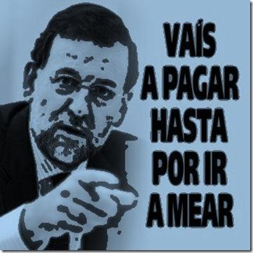 Rajoy y los recortes