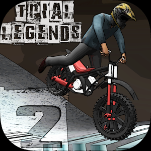 Trial Legends 2 HD apkmania