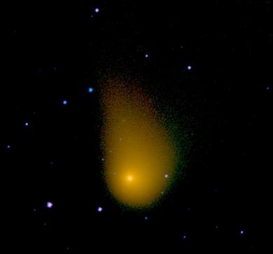 cometa Christensen