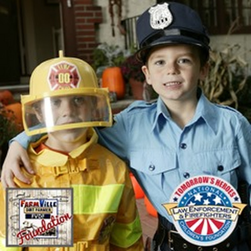 The Dirt Farmer Foundation's CAUSE it's AUGUST: The National Law Enforcement & Firefighters Children's Foundation