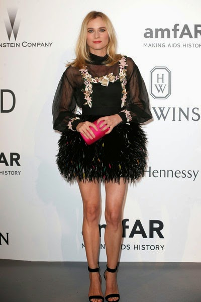 Diane Kruger amfAR 22nd Cinema Against AIDS fodxF2kHl6Hl