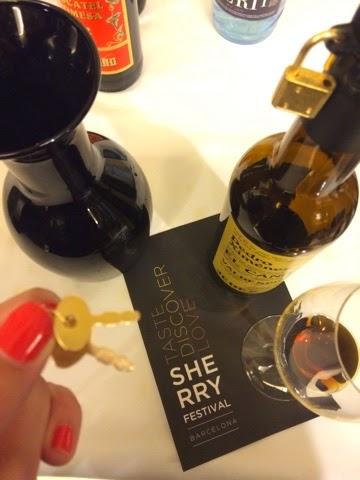 Sherry festival