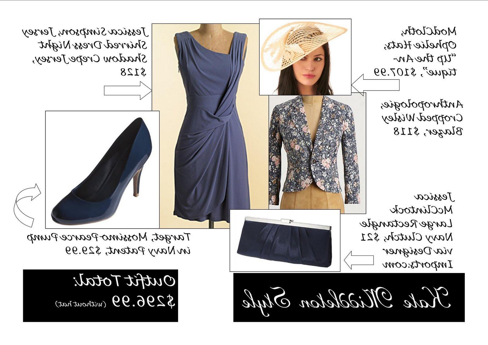 Dress: Jessica Simpson, Jersey