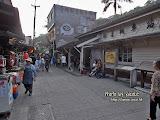 來到平溪的菁桐車站。
