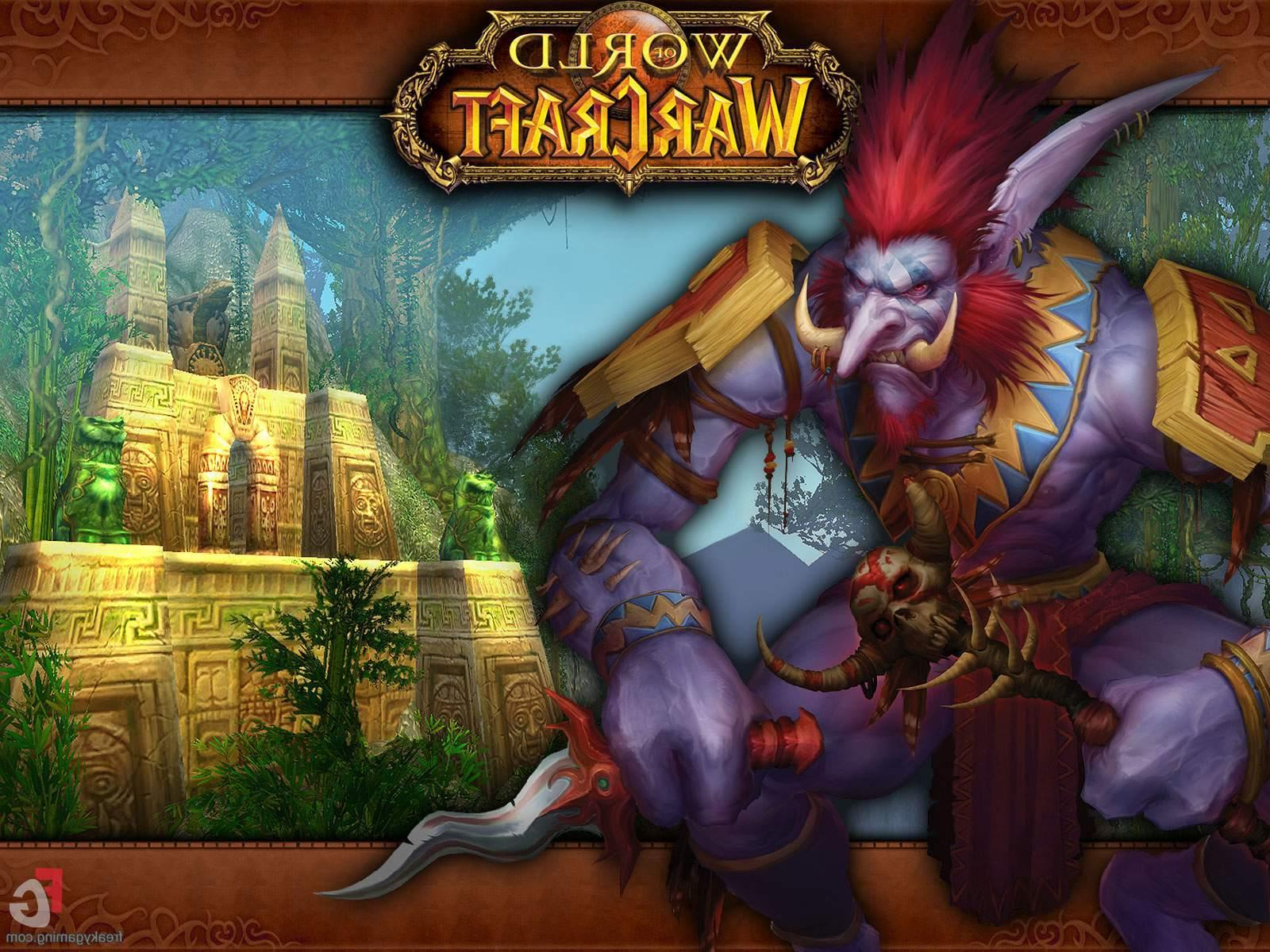 warcraft Warcraft troll