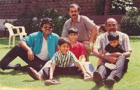 ramanaidu's son grandson