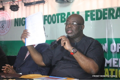Lagos State, Zenith Bank, Other Back NFF's Youth Program