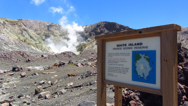 A privately owned volcanic island? No longer just for evil supervillains....
