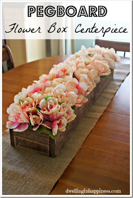 A-must-pin-Pegboard-Flower-Box-Centerpiece-for-any-occasion-or-season-From-Dwelling-in-Happiness