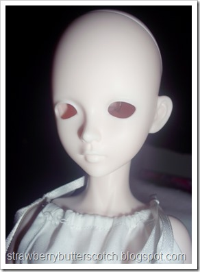BJD Head Close up