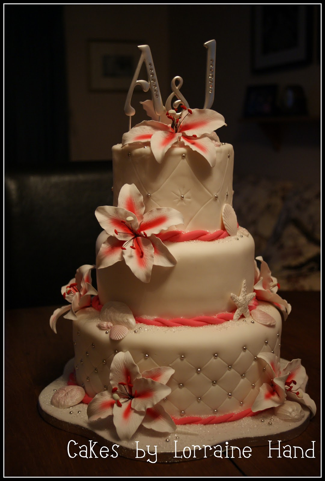 Goegebeur s blog Ace of Cakes Wedding Cake
