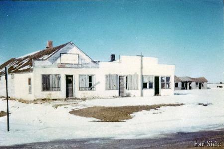 Old Halvorson Store