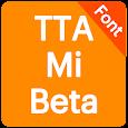 TTA Mi Beta Myanmar Font