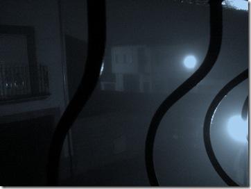 Noche de niebla