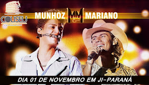 Munhoz & Mariano no Coliseu