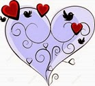 http://www.dreamstime.com/royalty-free-stock-images-romantic-blue-heart-image24518329