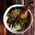Zupa z duszoną kaczką i makaronem ryżowym