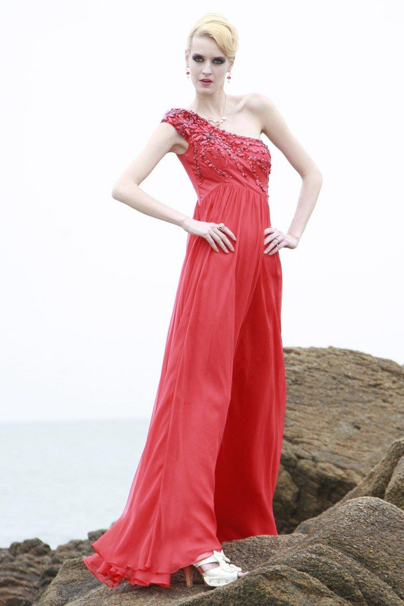 Evening Dress,Lust Red One