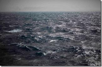 Mar revuelto