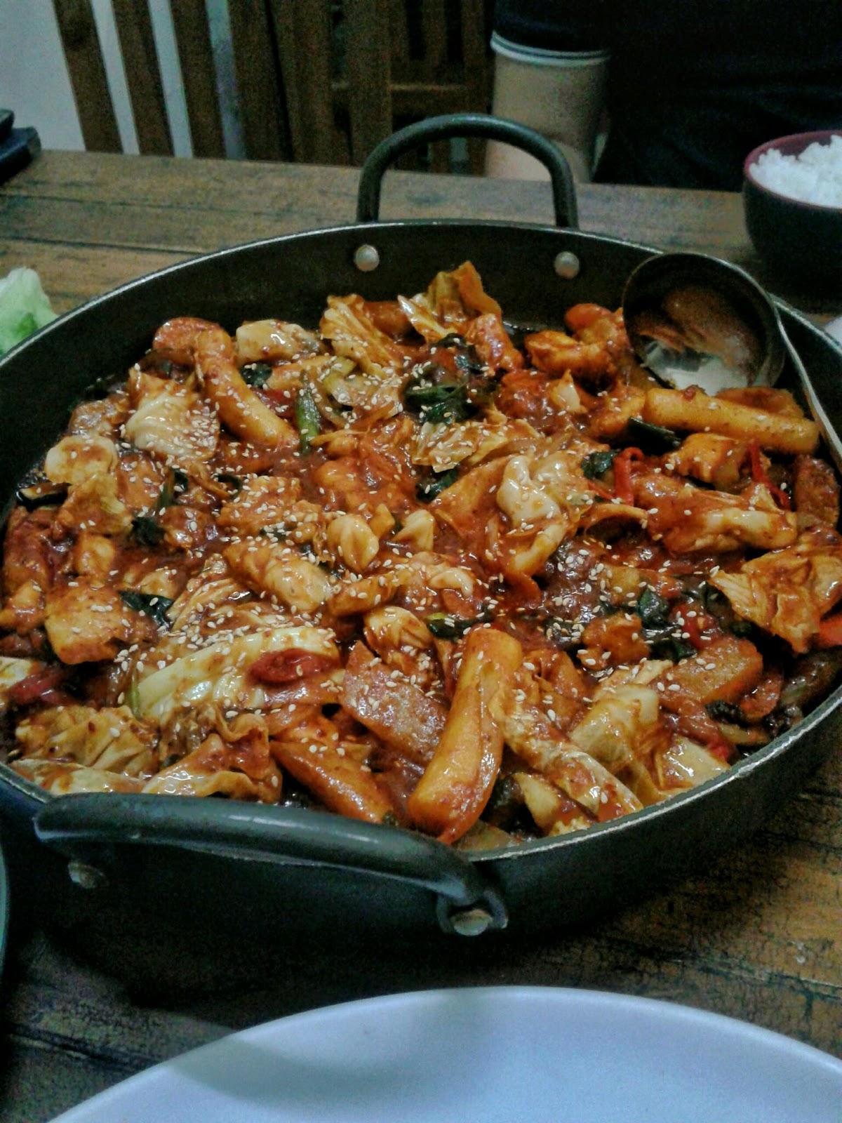 Daftar Restoran Korea Terenak di Bandung - Bing soo