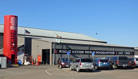 Rogue Ales Brewery Headquarters