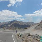 Solidão na estrada para Quito, Equador