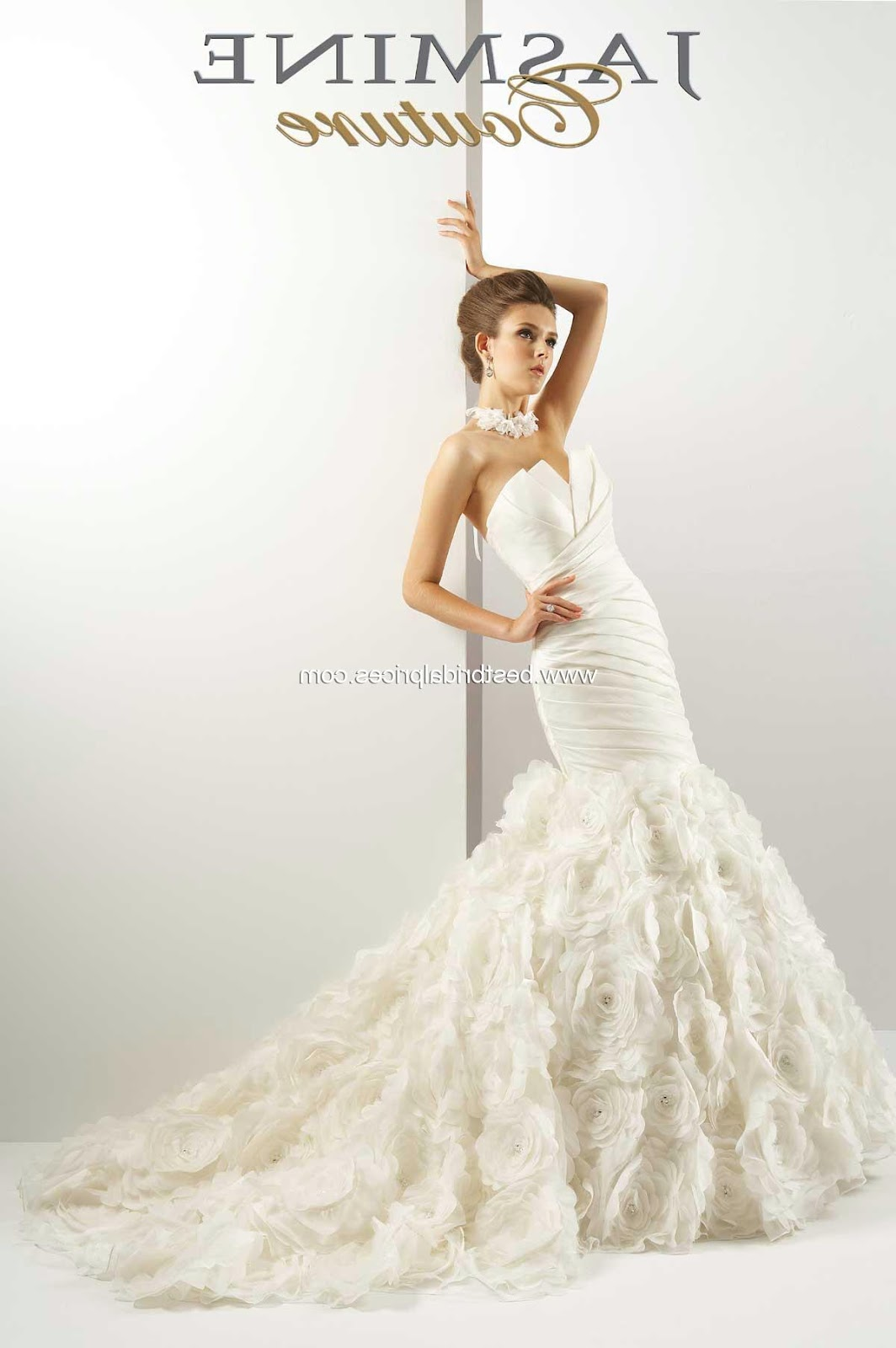 Yanisell 39 s blog jasmine wedding dress disney for Jasmine wedding dress disney