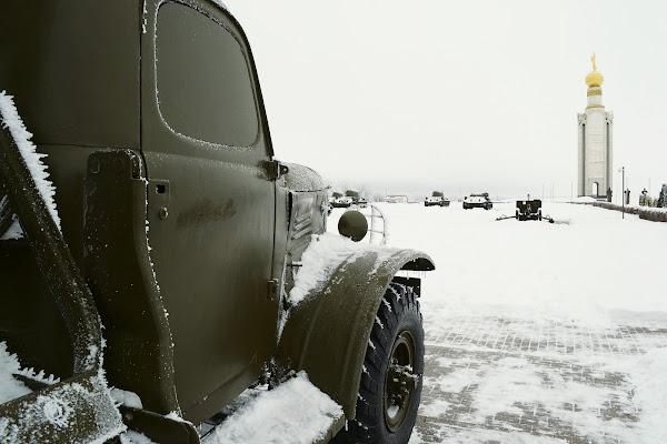 прохоровка прохоровское поле музей звонница катюша