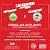 Salgueiro recebe Imperatriz e Grande Rio no ensaio deste sábado.