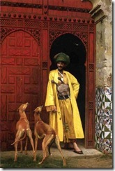 jean-leon-gerome-an-arab-and-his-dogs-76897