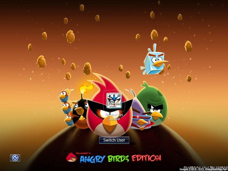 Angry Birds Windows Скачать