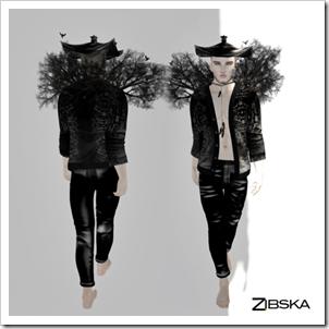 Zibska ~ Corvo Uomo