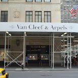van cleef and arpels in New York City, New York, United States
