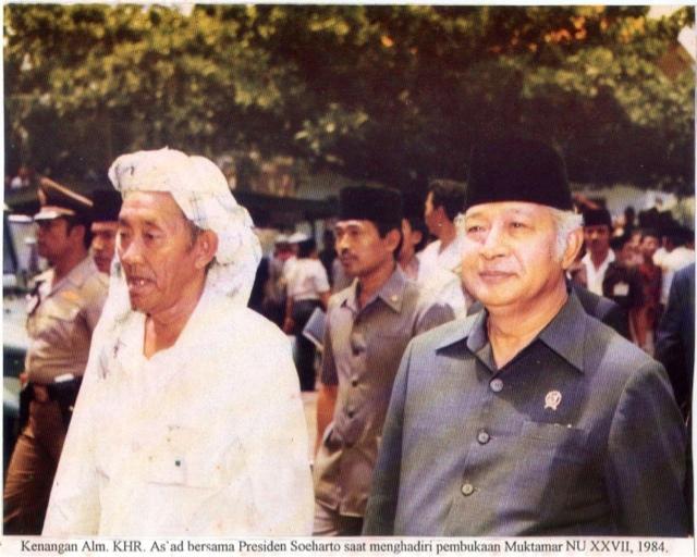 Terungkapnya Kewalian Sang Ulama Islam Nusantara, KHR. As'ad Syamsul Arifin Situbondo