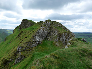 Chrome Hill ummit ridge
