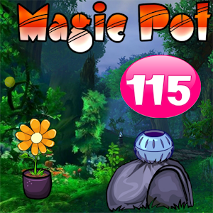 Magic Pot Escape Game 115